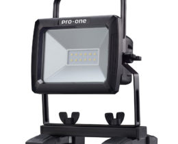 ProOne werfverlichting rechargable led 10W